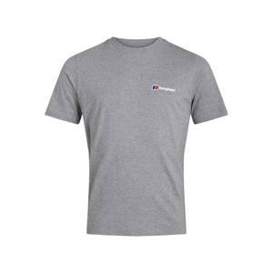Men's Organic F&B Logo T-Shirt - Dark Grey