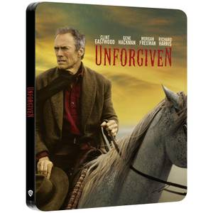 Unforgiven - 4K Ultra HD Zavvi Exclusive Steelbook