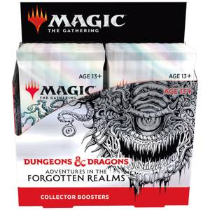 Magic: The Gathering - Adventures in the Forgotten Realms Collectors Booster Box