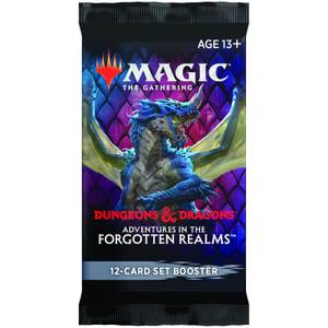 Magic: The Gathering - Adventures in the Forgotten Realms Set Booster Pack