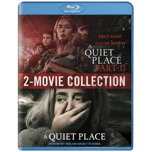 A Quiet Place Part I and Part II: 2-Movie Collection