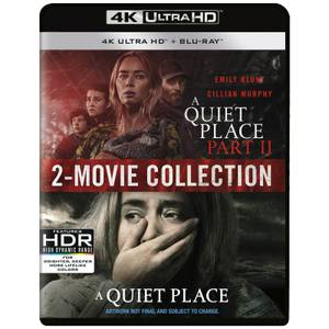 A Quiet Place Part I and Part II: 2-Movie Collection - 4K Ultra HD