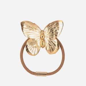 Jennifer Behr Women's Pippa Butterfly Pony Wrap - Gold