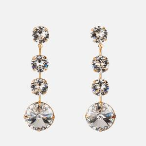 Jennifer Behr Women's's Lauryn Earrings - Diamond