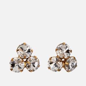 Jennifer Behr Women's's Levi Earrings - Diamond