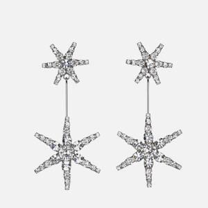 Jennifer Behr Women's Estee Earrings - Crystal