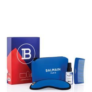 Balmain Limited Edition Cosmetic Bag - Blue