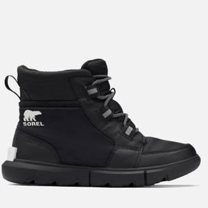 Sorel Women's Explorer Ii Carnival Waterproof Boots - Black