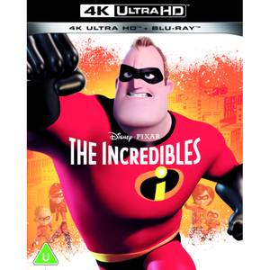 The Incredibles - Zavvi Exclusive 4K Ultra HD Collection #4
