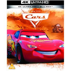 Cars - Zavvi Exclusive 4K Ultra HD Collection #5