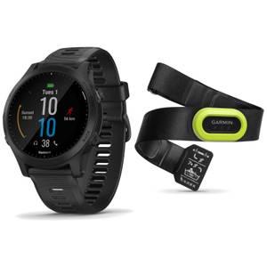 Garmin Forerunner 945 GPS Multisport Watch/HRM-Pro Heart Rate Monitor Bundle