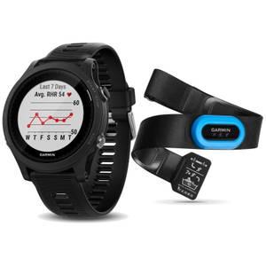 Garmin Forerunner 935 GPS Multisport Watch/HRM-Tri Heart Rate Monitor Bundle