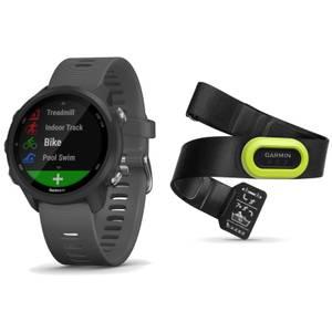 Garmin Forerunner 245 Running Watch/HRM-Pro Heart Rate Monitor Bundle