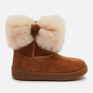 UGG Babys' Ramona Sheepskin Boots - Chestnut