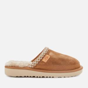 UGG Kids' TASMAN II Slip-On Slippers - Chestnut