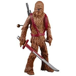 Hasbro Star Wars The Black Series Gaming Greats Zaalbar Action Figure