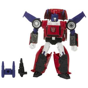 Hasbro Transformers Generations War for Cybertron: Kingdom Deluxe WFC-K41 Autobot Road Rage Action Figure