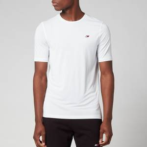 Tommy Sport Men's Entry Workout T-Shirt - White