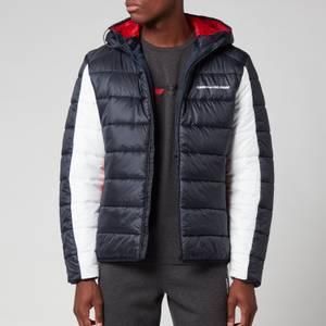 Tommy Sport Men's Insulation Jacket - Desert Navy