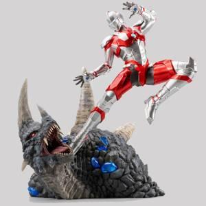 PureArts Ultraman 1/4 Scale Statue - Ultraman Vs. Black King