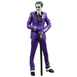 McFarlane DC Multiverse Batman: Three Jokers 7 Inch Action Figure - The Joker: The Criminal