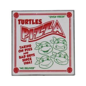 Fanattik Teenage Mutant Ninja Turtles Limited Edition Pin Badge