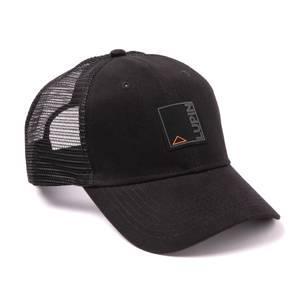 Lupin Logo Trucker Cap - Black