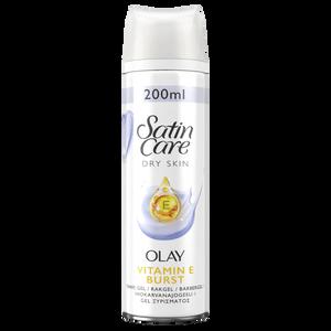 Venus Satin Care Olay Vitamin E Shave Prep 200ml