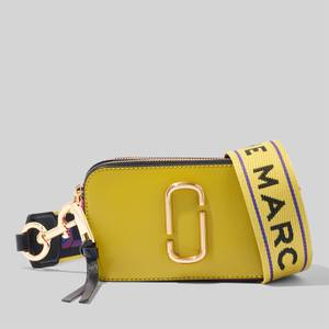 Marc Jacobs Women's Snapshot - New Chartreuse Multi