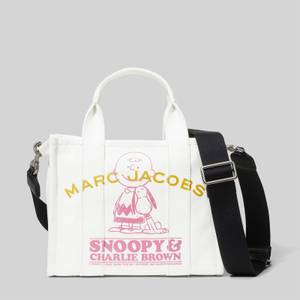 Marc Jacobs Women's The Tote Bag Peanuts Snoopy - Chalk