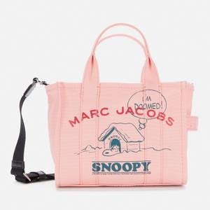 Marc Jacobs Women's The Tote Bag Peanuts Snoopy - Pink