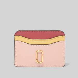 Marc Jacobs Women's The Snapshot Card Case - New Rose Multi