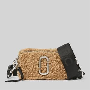 Marc Jacobs Women's Snapshot Teddy Bag - Beige