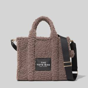 Marc Jacobs Women's The Small Teddy Tote Bag - Grey