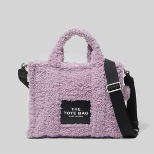 Marc Jacobs Women's The Small Teddy Tote Bag - Arctic Dust