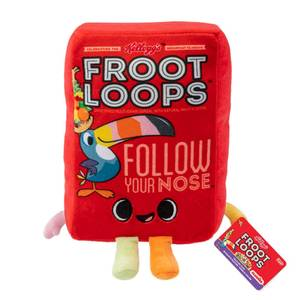 Froot Loops Cereal Box Funko Pop! Plush
