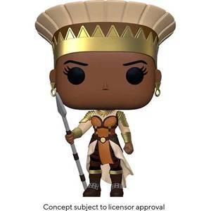 Marvel Whaf If? Queen General Ramonda Funko Pop! Vinyl