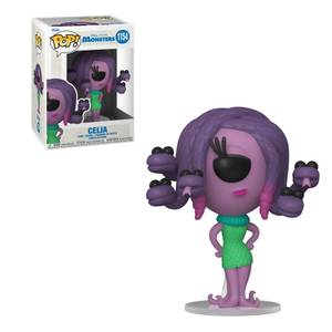 Disney Pixar Monsters Inc. 20th Anniversary Celia Funko Pop! Vinyl