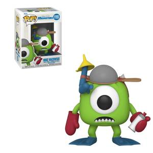 Disney Pixar Monsters Inc. 20th Anniversary Mike with Mitts Funko Pop! Vinyl