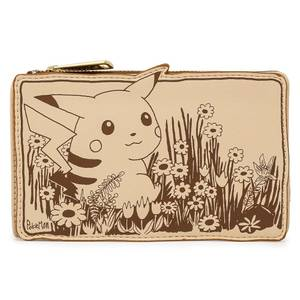 Loungefly Pokemon Sepia Pikachu Wallet