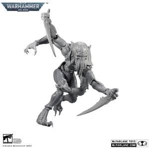 McFarlane Warhammer 40,000 7 Inch Action Figure - Ymgarl Genestealer (Artist Proof)
