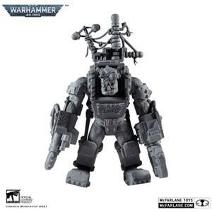 McFarlane Warhammer 40,000 Megafig Action Figure - Ork Big Mek (Artist's Proof)