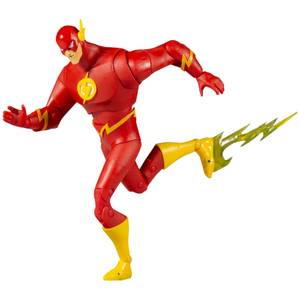 McFarlane DC Multiverse 7 Inch Action Figure - Animated Flash