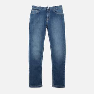 Lanvin Boys' Denim Trousers - Denim Blue