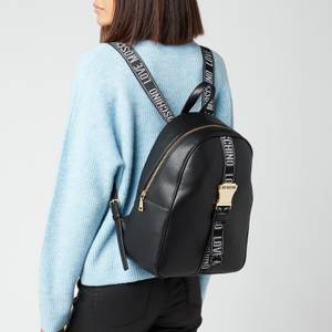 Love Moschino Women's Safety Backpack - Black