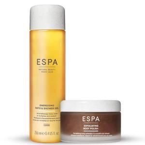 ESPA Refresh and Exfoliate Duo