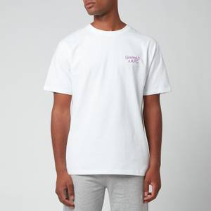 A.P.C. X Gimme Five Men's Vince T-Shirt - White