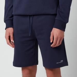 A.P.C. Men's Item Shorts - Dark Navy