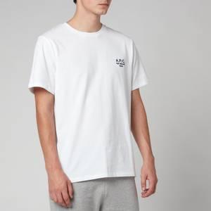 A.P.C. Men's Raymond T-Shirt - White