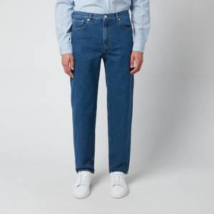 A.P.C. Men's Martin Denim Jeans - Washed Indigo